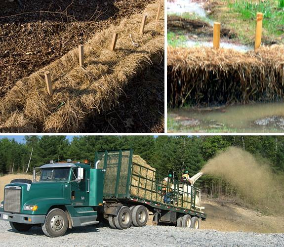Commercial Erosion Control Products and Services