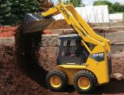 Skid Loader Work